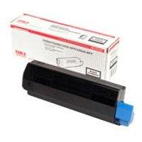 Oki Black C5250/C5450/C5510MFP/C5540MFP High Capacity Toner Cartridge