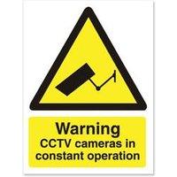 'Cctv Signs Caution Camera Stewart Superior