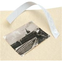 5 Star Office Photo Corners Self Adhesive Vinyl Clear [Pack 250]