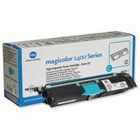 Konica Minolta 1710589-007 Cyan Toner Cartridge - A00W332