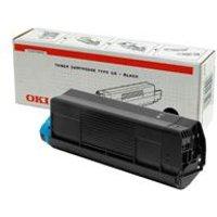 Oki Black C5100/C5200/C5300/C5400 Toner Cartridge Ref 42127408