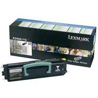 Lexmark X340, X342 Return Programme Black Toner Cartridge Ref X340A11G