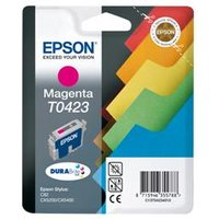 Epson T0423 Magenta Ink Cartridge - C13T04234010