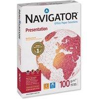 Navigator Presentation Printer Paper 100gsm A3 White - NPR1000018