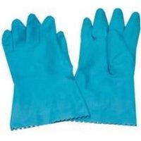 Jodal Rubber Gloves Medium Blue (Pack of 6) - 803191