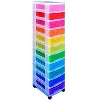 Really Useful Storage Tower Polypropylene 11x7L Drawers   DT1002