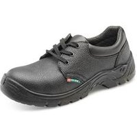Click Footwear Double Density Economy Shoe S1 Black 04 - CDDS04
