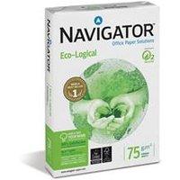 Navigator Eco Printer Paper FSC A4 White - NEC0750012 [5 Reams]