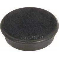 Franken Tacking Magnets 24mm Adhesive Force 300g Black   HM20 10