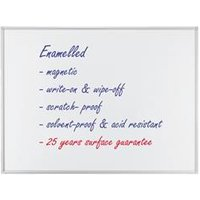 Franken Whiteboard ECO 150 x 100cm Enamelled   SC4209
