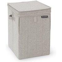 Brabantia Stapelbare wasbox 35 liter Grey