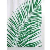 Allibert douchegordijn Walden polyester 180x200cm