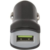 Celly autolader USB 12-24V 2.4A zwart