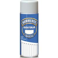 Hammerite radiatorlak hoogglans wit 400 ml