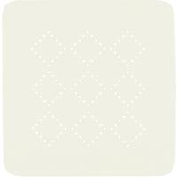 Spirella Alaska Anti Slip Mat Wit 55x55