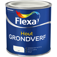 Flexa grondverf wit 250 ml