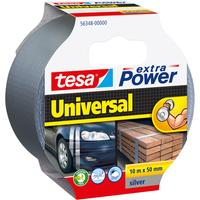 Plakband Tesa 50mmx10m Extra Power zilver