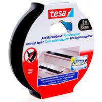 tesa antislipband (l x b) 5 m x 25 mm Zwart 55587-2-0 TESA Inhoud: 1 rollen