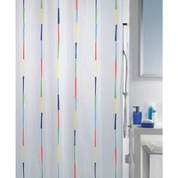 Spirella Dario Douchegordijn 180x200 Multicolour