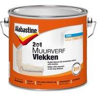 Alabastine synthetische verf 2-in-1 nicotine 2,5 l
