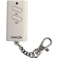 Afstandsbediening in sleutelhangerformaat Chacon