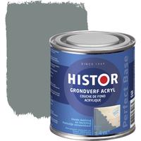Histor perfect base grondverf super grijs acryl 250 ml