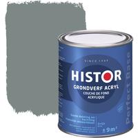 Histor perfect base grondverf grijs acryl 750 ml