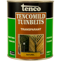 Tencomild tuinbeits transparant naturel 1L