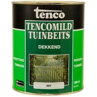 Tencomild tuinbeits dekkend wit 2,5L