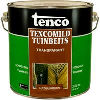 Tencomild tuinbeits transparant natuurbruin 2,5L
