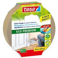 Tesa eco premium afplakband 50 m x 38 mm