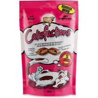 Catisfactions Rund kattensnoep per verpakking