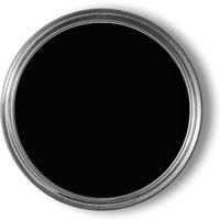 Histor perfect finish muurverf mat zwart 6372 2,5 l