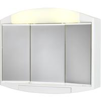 Spiegelkast Allibert Kaly 59X49X16 cm Wit