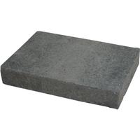 Decor terrastegel Queens Trendy grijs beton 30x20x4,7cm