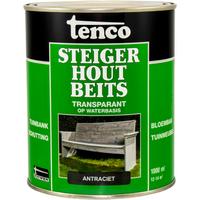 Tenco stijgerhoutbeits antraciet 1L