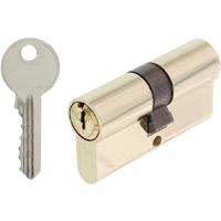 Sencys dubbele profielcilinder voor binnendeuren 3131mm bout m5 x 70 mm 3st.