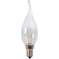 Calex Tip Kaarslamp 240V 10W E14 helder