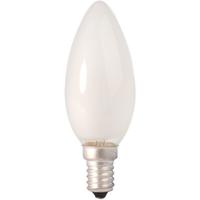 Calex Kaarslamp 240V 10W E14 mat
