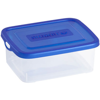 Opbergbox Handy 2l Blauwe Deksel Allibert