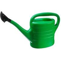 Kunststof gieter groen 10 liter