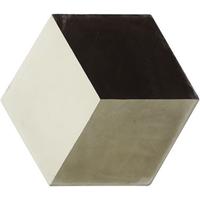 Vloertegel Kashba Hexagon Decor 3 D 17x17x1.5 (per m2)