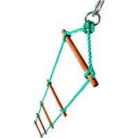 Plum 5 Rung rope ladder Stuk