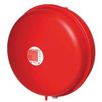 Flamco Flexcon P membraandrukexpansievat 18L 1,0 bar rood