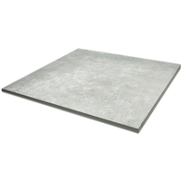 Buitentegel cimento grey 61x61x1,6cm