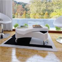 Salontafel multifunctioneel design wit