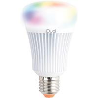 JEDI Lighting RGB LED-lamp E27 Peer 11 W = 60 W 230 V colorchanging, dimbaar