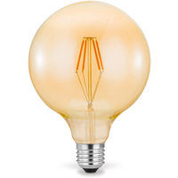 E27 LED lamp Carbon A