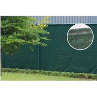 Giardino schaduwdoek Ombra Zicht groen 95x120cm 10 meter
