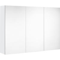 Allibert Look spiegelkast 100cm glanzend wit